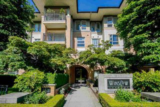 """Main Photo: 412 2338 WESTERN Parkway in Vancouver: University VW Condo for sale in """"Winslow Commons"""" (Vancouver West)  : MLS®# R2460310"""