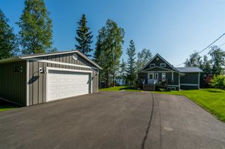 "Photo 1: 26835 N NESS LAKE Road in Prince George: Ness Lake House for sale in ""NESS LAKE"" (PG Rural North (Zone 76))  : MLS®# R2481397"