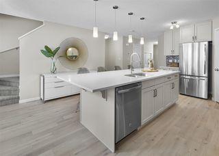 Photo 2: 7536 Elmer Bend in Edmonton: Zone 57 House Half Duplex for sale : MLS®# E4217371