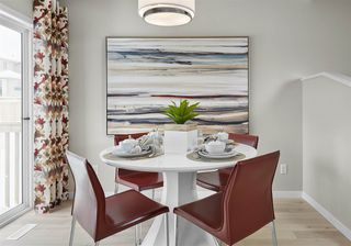 Photo 6: 7536 Elmer Bend in Edmonton: Zone 57 House Half Duplex for sale : MLS®# E4217371
