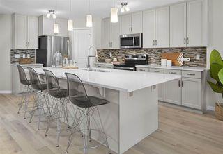 Photo 3: 7536 Elmer Bend in Edmonton: Zone 57 House Half Duplex for sale : MLS®# E4217371