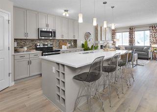 Photo 4: 7536 Elmer Bend in Edmonton: Zone 57 House Half Duplex for sale : MLS®# E4217371