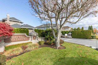 """Photo 2: 21 9311 DAYTON Avenue in Richmond: Garden City Townhouse for sale in """"DAYTON ESTATES"""" : MLS®# R2518933"""