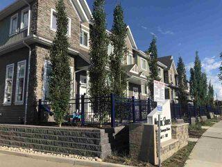 Photo 3: 81 4050 SAVARYN Drive in Edmonton: Zone 53 Townhouse for sale : MLS®# E4225032