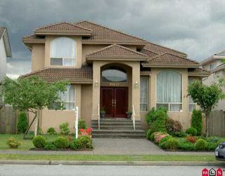 Photo 1: 15422 110TH AV in Surrey: Fraser Heights House for sale (North Surrey)  : MLS®# F2610987