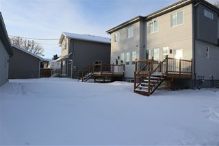 Photo 30: 11305 79 Avenue in Edmonton: Zone 15 House Half Duplex for sale : MLS®# E4174015