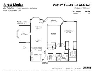 """Photo 19: 107 1569 EVERALL Street: White Rock Condo for sale in """"SEAWYND MANOR"""" (South Surrey White Rock)  : MLS®# R2448735"""