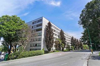 Photo 2: 314 1445 MARPOLE Avenue in Vancouver: Fairview VW Condo for sale (Vancouver West)  : MLS®# R2470942