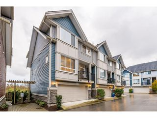 "Photo 1: 17 21017 76 Avenue in Langley: Willoughby Heights Townhouse for sale in ""Serenity"" : MLS®# R2518797"