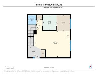 Photo 23: 2 6416 4A Street NE in Calgary: Thorncliffe Row/Townhouse for sale : MLS®# A1053166