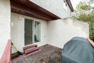 Photo 44: 34 1237 CARTER CREST Road in Edmonton: Zone 14 Townhouse for sale : MLS®# E4179861