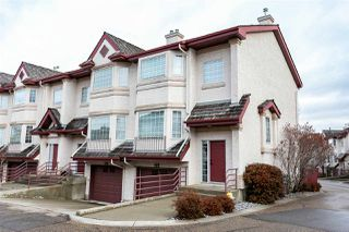 Photo 42: 34 1237 CARTER CREST Road in Edmonton: Zone 14 Townhouse for sale : MLS®# E4179861