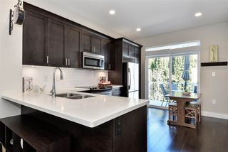 """Photo 1: 29 16228 16 Avenue in Surrey: King George Corridor Townhouse for sale in """"Pier 16"""" (South Surrey White Rock)  : MLS®# R2446444"""