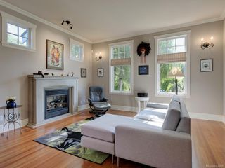 Photo 6: 2 840 Pemberton Rd in Victoria: Vi Rockland Row/Townhouse for sale : MLS®# 843389