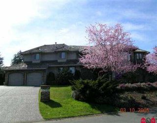 Photo 1: : House for sale (Crescent Park)  : MLS®# F2507343