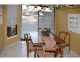 """Photo 7: 32 7651 FRANCIS RD in Richmond: Broadmoor Townhouse for sale in """"SUNSET GARDEN"""" : MLS®# V589662"""