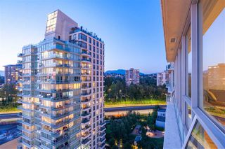 Photo 5: 1703 2232 DOUGLAS Road in Burnaby: Brentwood Park Condo for sale (Burnaby North)  : MLS®# R2428510