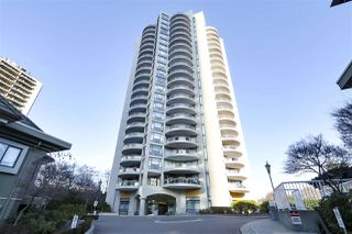 "Photo 1: 808 4425 HALIFAX Street in Burnaby: Brentwood Park Condo for sale in ""The Polaris"" (Burnaby North)  : MLS®# R2429666"