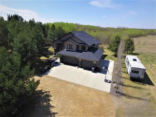 Photo 1: #6 240018 Twp Rd 472: Rural Wetaskiwin County House for sale : MLS®# E4188574