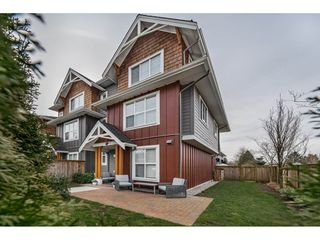 "Main Photo: 10 2150 SALISBURY Avenue in Port Coquitlam: Glenwood PQ Townhouse for sale in ""SALISBURY WALK"" : MLS®# R2448565"