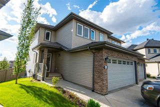 Photo 1: 2026 69A Street SW in Edmonton: Zone 53 House Half Duplex for sale : MLS®# E4200754
