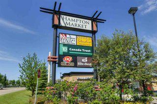 Photo 23: 410 1589 GLASTONBURY Boulevard in Edmonton: Zone 58 Condo for sale : MLS®# E4202845