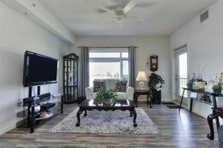 Photo 1: 410 1589 GLASTONBURY Boulevard in Edmonton: Zone 58 Condo for sale : MLS®# E4202845