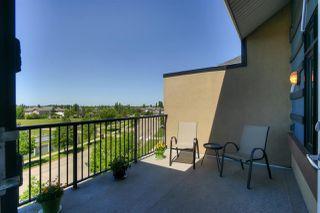 Photo 16: 410 1589 GLASTONBURY Boulevard in Edmonton: Zone 58 Condo for sale : MLS®# E4202845