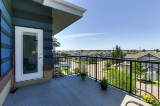 Photo 17: 410 1589 GLASTONBURY Boulevard in Edmonton: Zone 58 Condo for sale : MLS®# E4202845