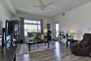 Photo 4: 410 1589 GLASTONBURY Boulevard in Edmonton: Zone 58 Condo for sale : MLS®# E4202845