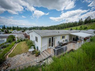 Photo 4: 122 1555 HOWE ROAD in Kamloops: Aberdeen Manufactured Home/Prefab for sale : MLS®# 157220
