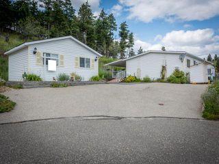 Photo 1: 122 1555 HOWE ROAD in Kamloops: Aberdeen Manufactured Home/Prefab for sale : MLS®# 157220