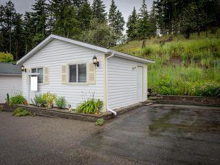 Photo 27: 122 1555 HOWE ROAD in Kamloops: Aberdeen Manufactured Home/Prefab for sale : MLS®# 157220