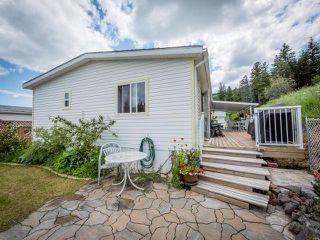 Photo 2: 122 1555 HOWE ROAD in Kamloops: Aberdeen Manufactured Home/Prefab for sale : MLS®# 157220