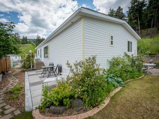 Photo 3: 122 1555 HOWE ROAD in Kamloops: Aberdeen Manufactured Home/Prefab for sale : MLS®# 157220