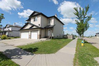 Photo 1: 459 ASTER Close: Leduc House Half Duplex for sale : MLS®# E4206147