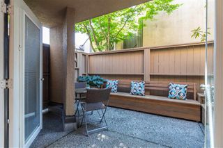 Photo 35: 1358 CYPRESS STREET in Vancouver: Kitsilano Townhouse for sale (Vancouver West)  : MLS®# R2459445