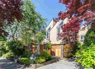 Photo 2: 1358 CYPRESS STREET in Vancouver: Kitsilano Townhouse for sale (Vancouver West)  : MLS®# R2459445