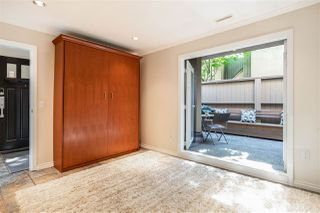 Photo 32: 1358 CYPRESS STREET in Vancouver: Kitsilano Townhouse for sale (Vancouver West)  : MLS®# R2459445