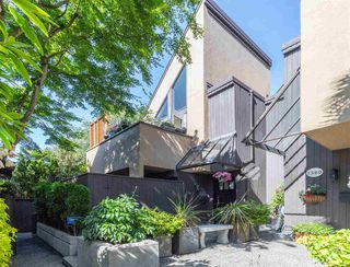 Photo 3: 1358 CYPRESS STREET in Vancouver: Kitsilano Townhouse for sale (Vancouver West)  : MLS®# R2459445