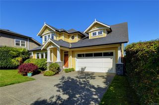 Photo 1: 4010 South Valley Dr in : SW Strawberry Vale House for sale (Saanich West)  : MLS®# 857679