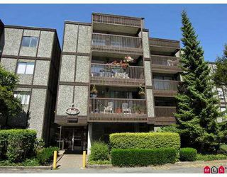 "Photo 1: 317 13507 96TH AV in Surrey: Whalley Condo for sale in ""Parkwoods"" (North Surrey)  : MLS®# F2618545"