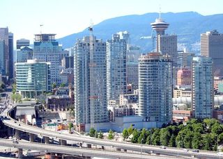 Photo 2: Abbott Street in vancouver: Condo for sale