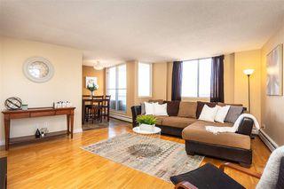 Photo 1: 801 12141 JASPER Avenue in Edmonton: Zone 12 Condo for sale : MLS®# E4180641