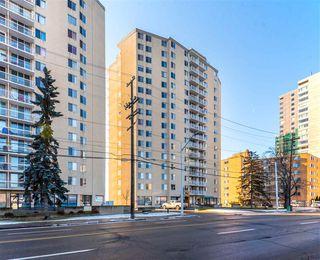 Photo 3: 801 12141 JASPER Avenue in Edmonton: Zone 12 Condo for sale : MLS®# E4180641
