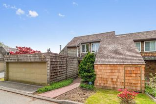 """Main Photo: 3660 BORHAM Crescent in Vancouver: Champlain Heights Townhouse for sale in """"THE UPLANDS"""" (Vancouver East)  : MLS®# R2454592"""