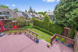 """Photo 20: 3660 BORHAM Crescent in Vancouver: Champlain Heights Townhouse for sale in """"THE UPLANDS"""" (Vancouver East)  : MLS®# R2454592"""