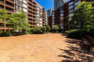 Photo 32: 208 1333 HORNBY Street in Vancouver: Downtown VW Condo for sale (Vancouver West)  : MLS®# R2463690