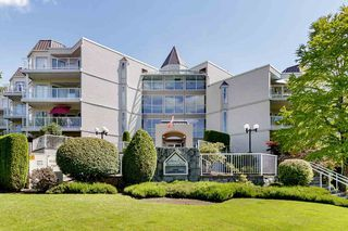 "Photo 1: 302 1219 JOHNSON Street in Coquitlam: Canyon Springs Condo for sale in ""MOUNTAIN SIDE"" : MLS®# R2476162"
