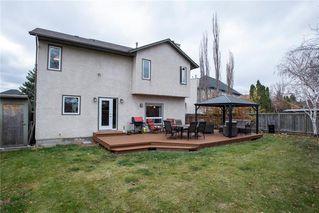 Photo 32: 83 Myles Robinson Way in Winnipeg: Island Lakes Residential for sale (2J)  : MLS®# 202025908